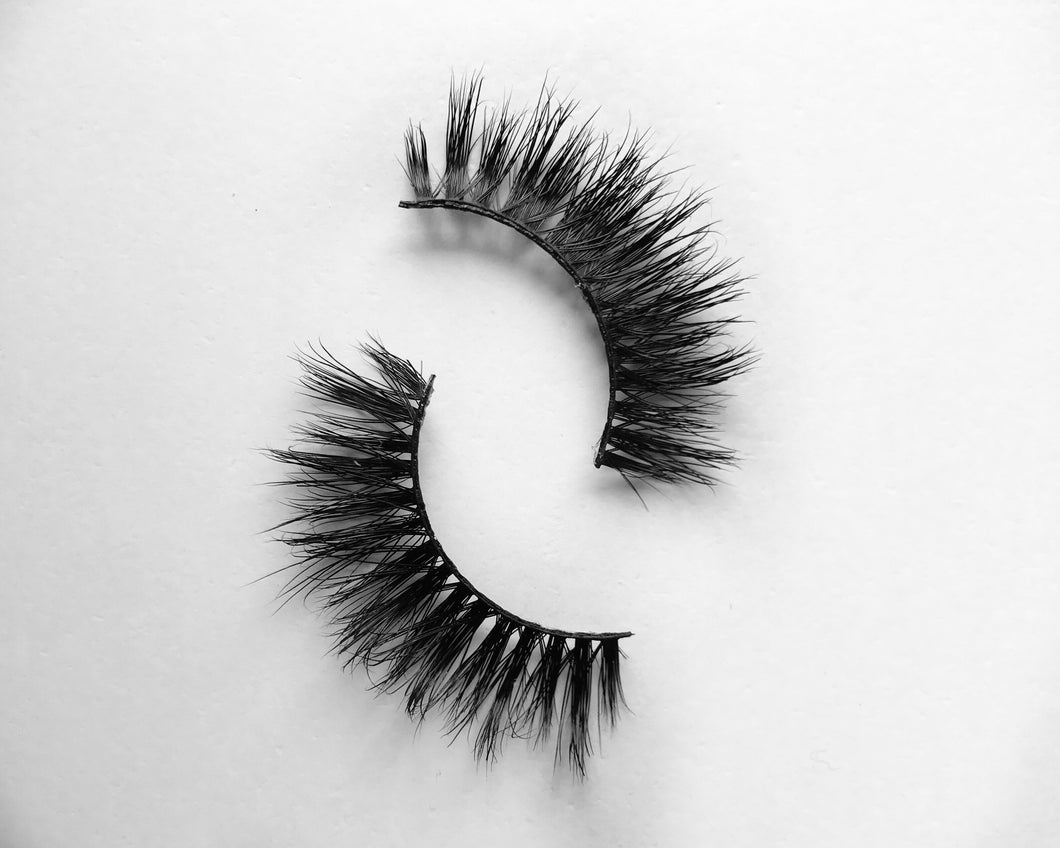 LashON 'Aries' Luxury 3D 100% Mink Handcrafted Eyelashes