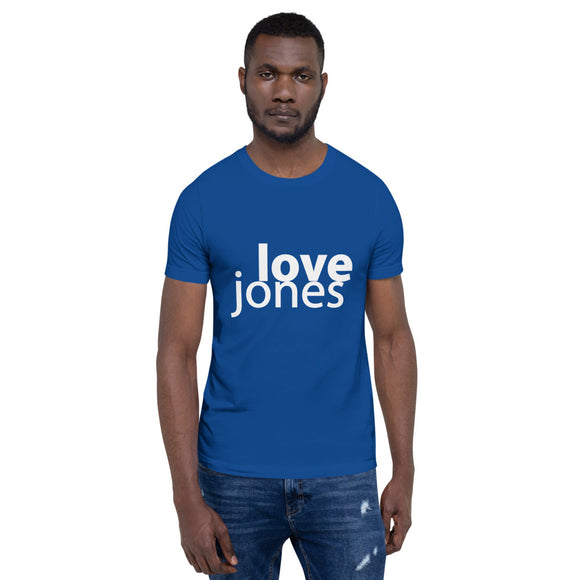 Love Jones Unisex T-Shirt