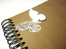 Butterfly Scrapbook Album