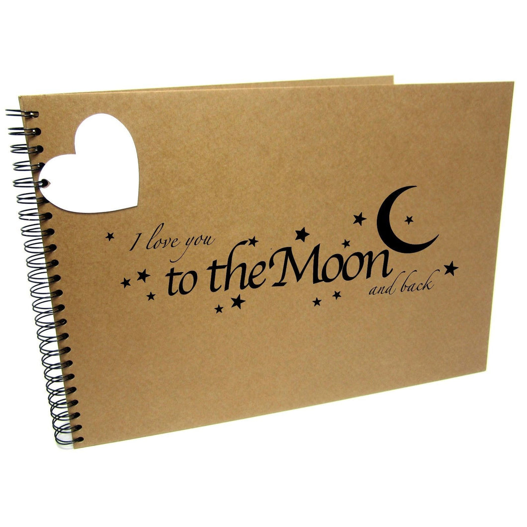 I Love You to the Moon and Back, Quote Album