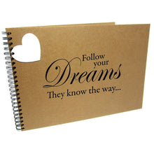 Follow Your Dreams, they Know the Way, Quote Album