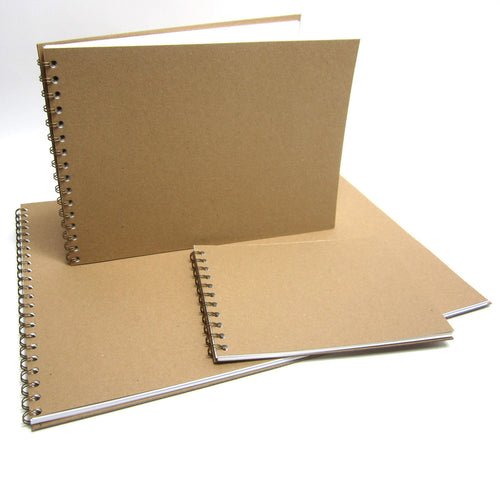 Soft Cover Sketchbook, Acid-Free Cartridge Paper