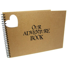 Our Adventure Book (UP), Scrapbook Album
