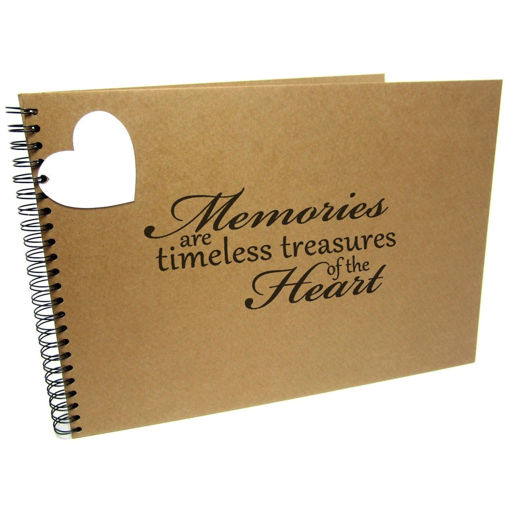 Memories Are Timeless Treasures of the Heart, Quote Album