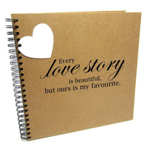 Every Love Story is Beautiful, but Ours is My Favourite, Quote Album