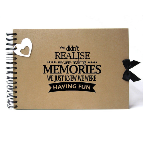 Making Memories Having Fun, Quote Album