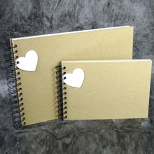 Chipboard Blank A4/A5 Vintage Scrapbook, Photo Album, Guest Book, Display, Gift