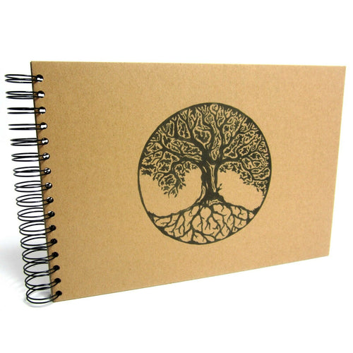 A3/A4/A5 Tree of Life, Scrapbook, Card Pages, Photo Album, Family Memory Book