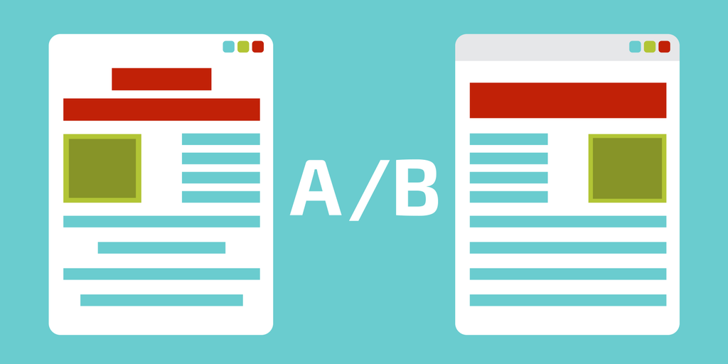 A/B testing ratio conversion