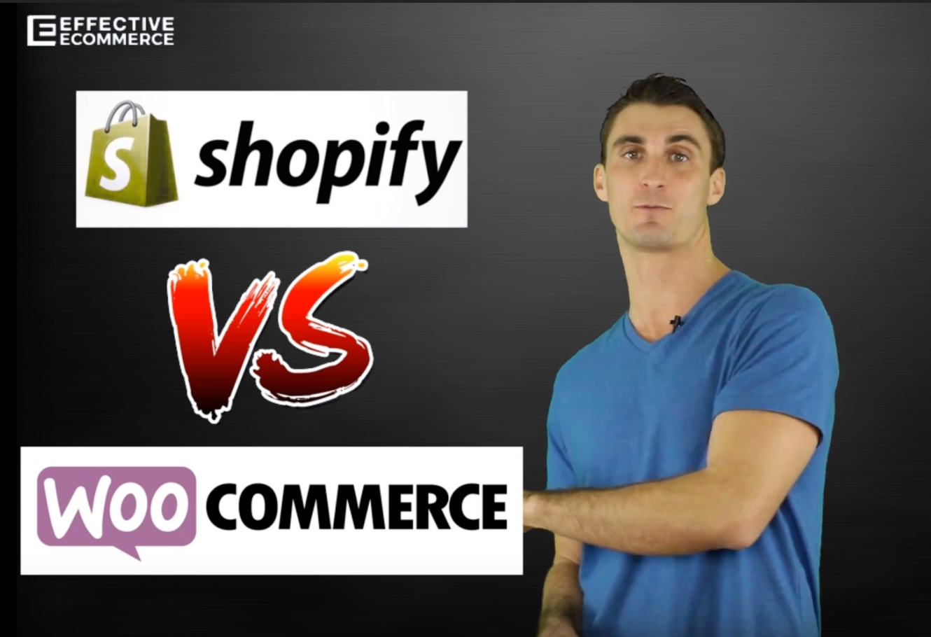 Woocomerce vs shopify