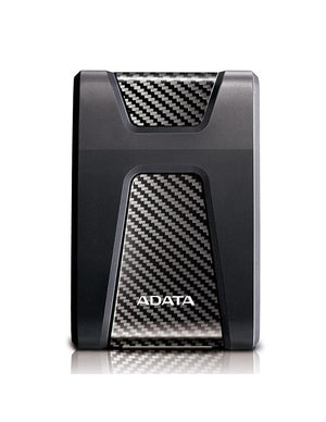 Disco Duro Externo Adata HD650 2.5'', 2TB, USB 3.0, Negro - para Mac/PC