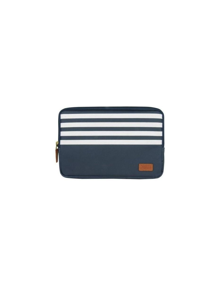 Perfect Choice Funda Canvas para Tablet 10'' Azul Marina