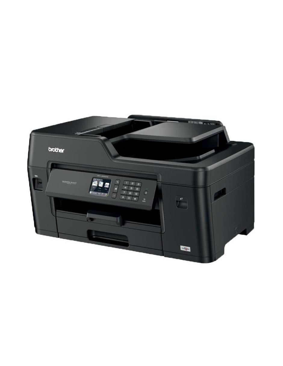Multifuncional Brother MFC-J6530DW, Color, Inyección, Print/Scan/Copy/Fa