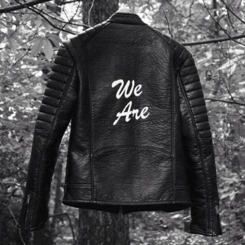 We Are Leather Jacket