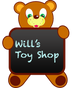 Will's Toy Shop logo