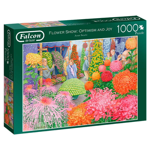 The flower show | 1000pc | 11262