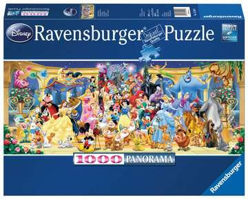 Disney group photo | 1000pc | 15109