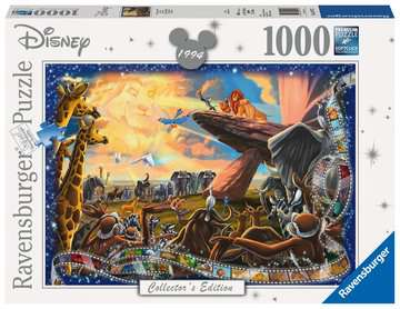 The lion king | 1000pc jigsaw | 19747