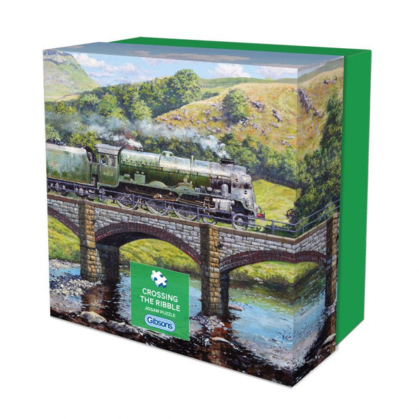 Crossing The Ribble 500pc Gift Puzzle
