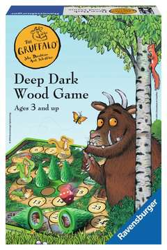 gruffalo deep dark wood game