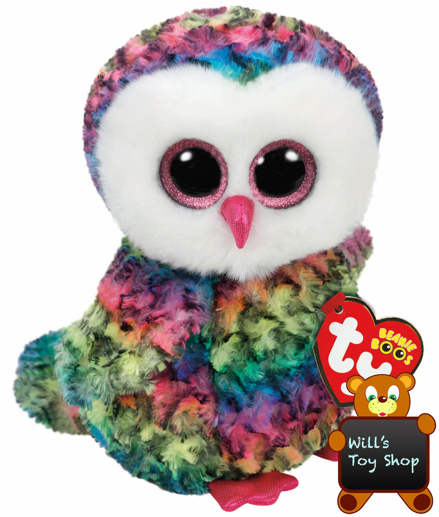 OWEN OWL - BOO BUDDY
