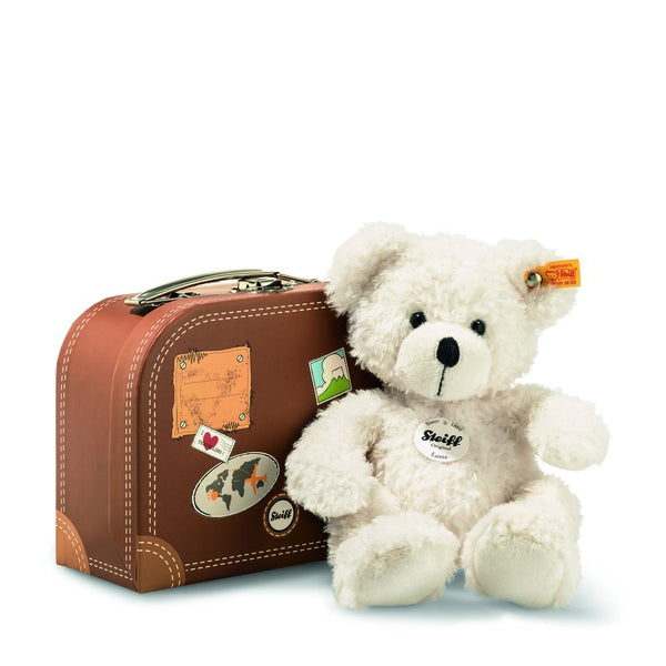 111464-Lotte Teddy bear in suitcase
