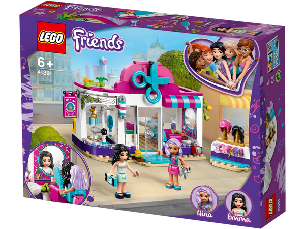 Heartlake City Hair Salon | 41391 | Lego