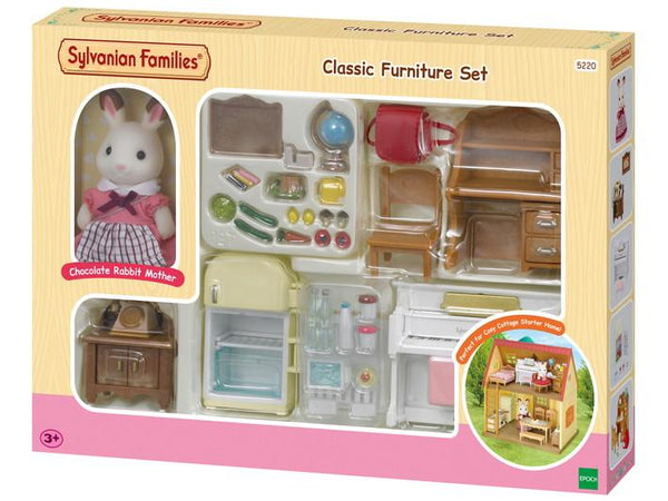 5220  - Classic Furniture Set -(Cosy Cottage)