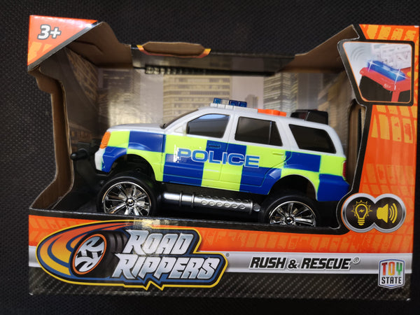 Rush and Rescue Police