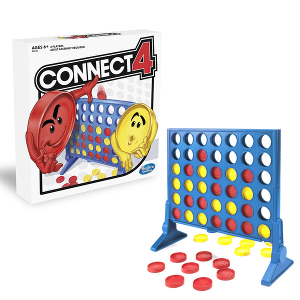 Connect 4 | Hasbro gaming