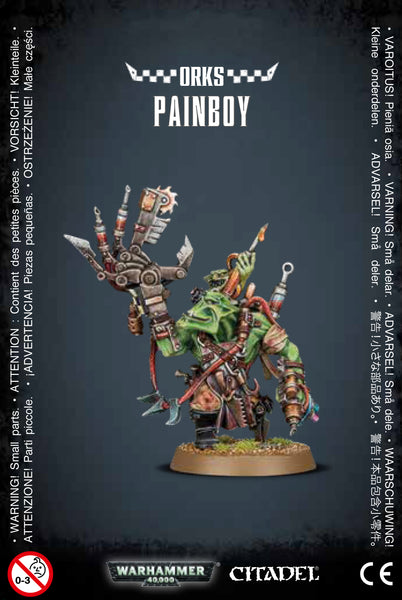 Orks: Painboy | 50-25