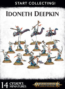 70-78 Start Collecting Idoneth deepkin