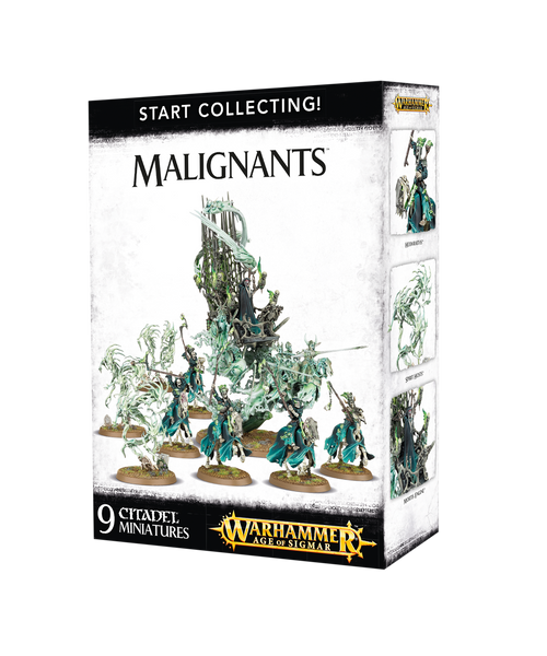 70-93 Start collecting! Malignants