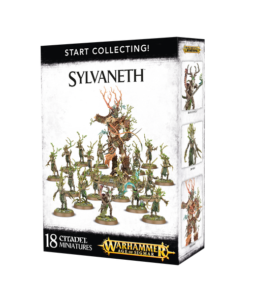 Start Collecting: Sylvaneth | 70-92