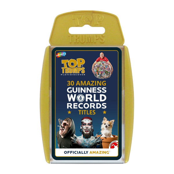 Guinness World Records | Top trumps