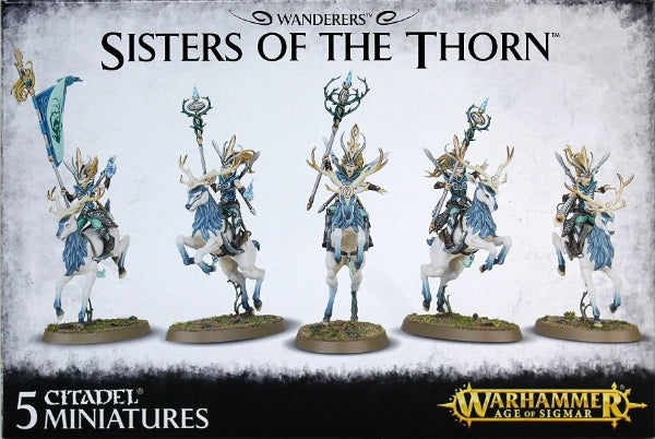 Wanderers: Sisters of the Thorn | 92-08