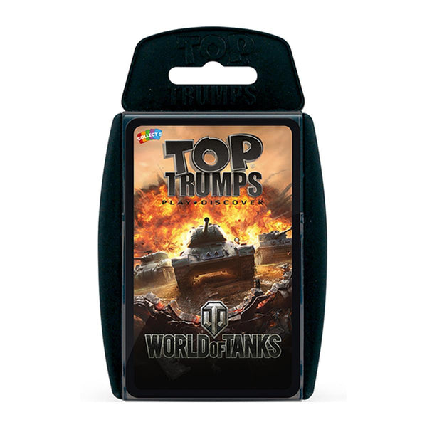 World of Tanks | Top Trumps
