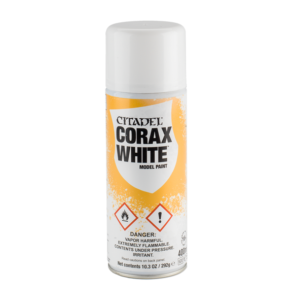 Corax white  spray paint | 62-01 *Read Description