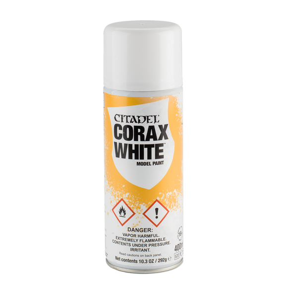 Corax white  spray paint | 62-01