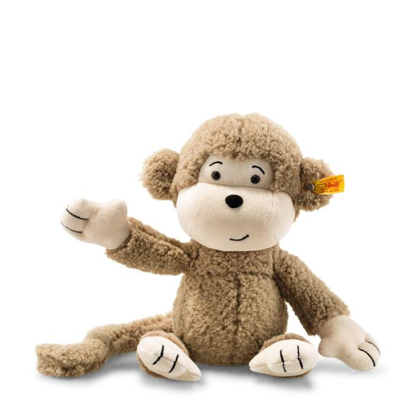 060304 Soft Cuddly Friends Brownie monkey 30cm