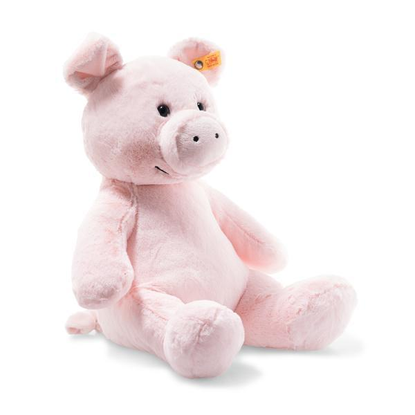 057175 Soft Cuddly Friends Oggie pig 38cm