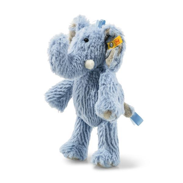 064876-Soft Cuddly Friends Earz elephant 20cm
