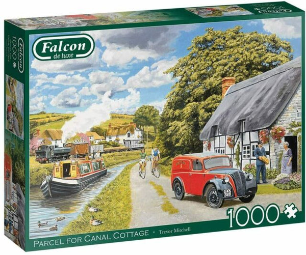 Parcel for canal cottage | 1000pc | 11299