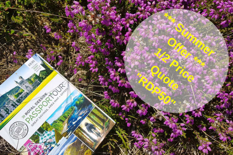 Royal Deeside Passportour Travel guide and things to see and do in Cairngorms Aberdeenshire