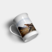 "Load image into Gallery viewer, ""Eagle"" - Highland Collection Bone China Mug"
