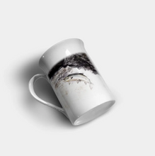 "Load image into Gallery viewer, ""Leaping Salmon"" - Highland Collection Bone China Mug"