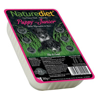 Naturediet Puppy Junior, 390g (Wet)