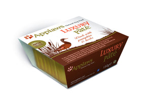 Applaws Luxury Duck & Pumpkin Pâté, 150g