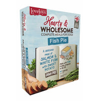 Lovejoys Hearty & Wholesome Fish Pie, 395g (Wet)