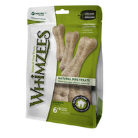 Whimzees Rice Bone - 6+3 pieces